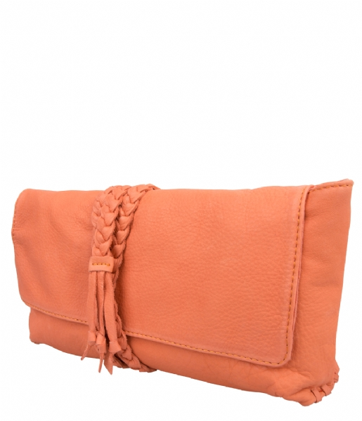 Amsterdam Cowboys Clutch Bag Selsey coral