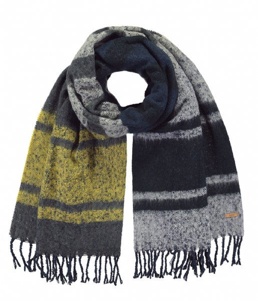 Barts  Mishka Scarf dark heather (91)