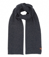 BICKLEY AND MITCHELL Scarf navy twist (133)