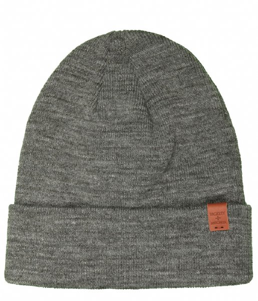 BICKLEY AND MITCHELL  Beanie grey melee (102)