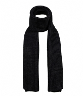 BICKLEY AND MITCHELL Scarf black twist (120)