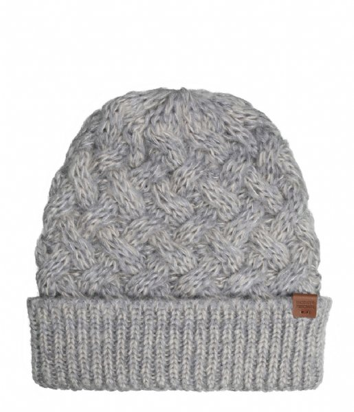 BICKLEY AND MITCHELL  Beanie 112 SAND TWIST