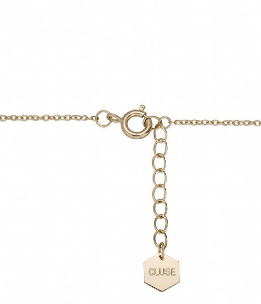 CLUSE  Essentielle Orbs Chain Bracelet gold plated (CLJ11011)