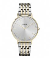 CLUSE Boho Chic Multi Link Gold Plated gold plated silver colored (CW0101201025)