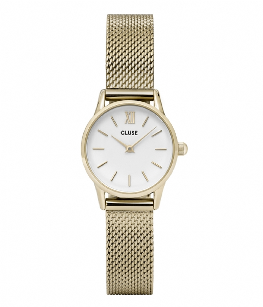 CLUSE  Strap 12 mm Mesh Gold Plated gold plated mesh (CS1401101072)