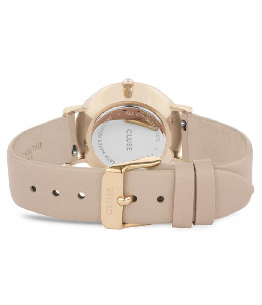 CLUSE  Le Couronnement Gold Plated gold plated dust (CL63005)