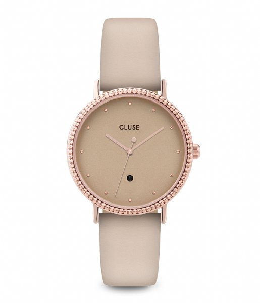 CLUSE  Le Couronnement Rose Gold Plated gold plated dust (CL63006)