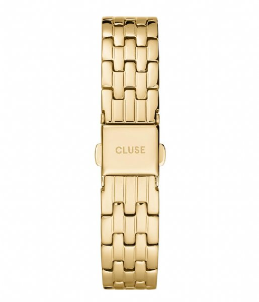 CLUSE  5 Link Strap 16 mm  gold plated (CS1401101075)