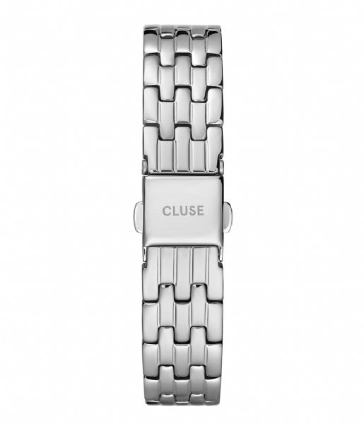 CLUSE  5 Link Strap 16 mm  silver plated (CS1401101074)
