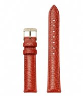 CLUSE Strap Leather 16 mm Gold colored Lizard coral (CS12215)