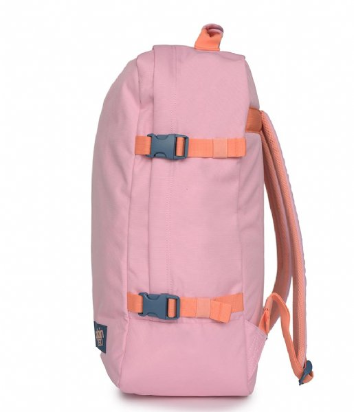 CabinZero  Classic Cabin Backpack 44 L 17 Inch flamingo pink