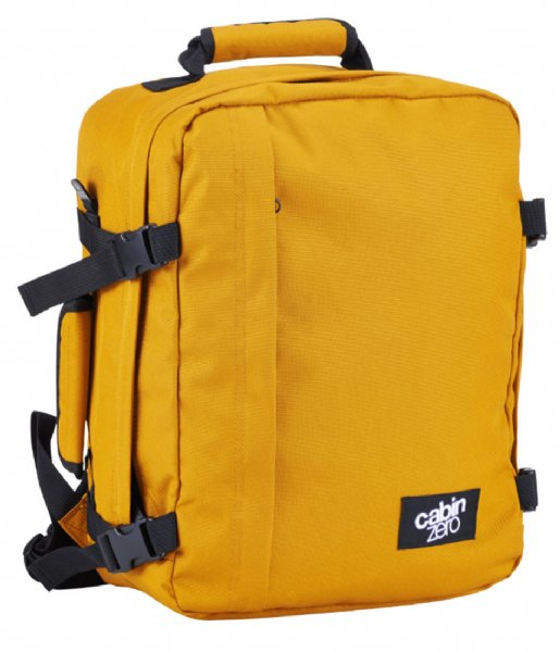 CabinZero  Classic Cabin Backpack 28 L 15 Inch orange chill