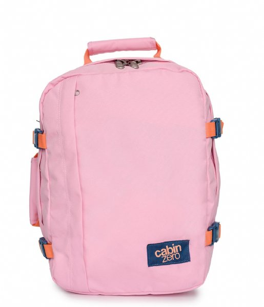 CabinZero  Classic Cabin Backpack 28 L 15 Inch flamingo pink