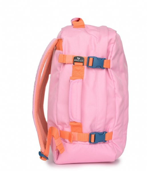 CabinZero  Classic Cabin Backpack 36 L 15.6 Inch flamingo pink