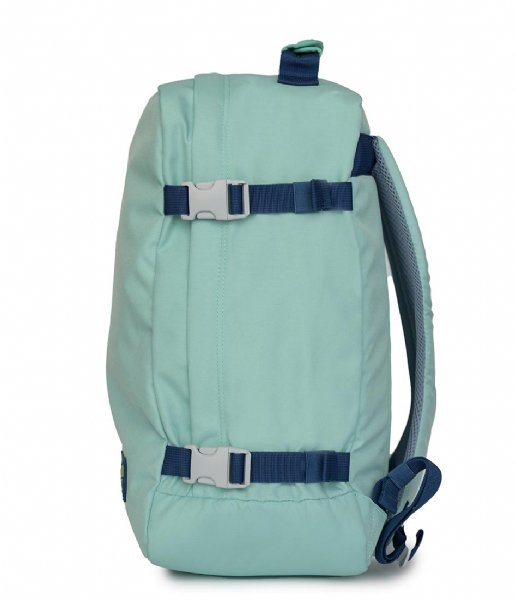 CabinZero  Classic Cabin Backpack 36 L 15.6 Inch green lagon