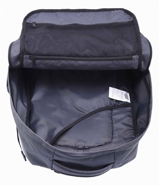 CabinZero  Military Cabin Backpack 44 L 15 Inch military grey
