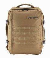 CabinZero Military Cabin Backpack 36 L 17 Inch desert sand