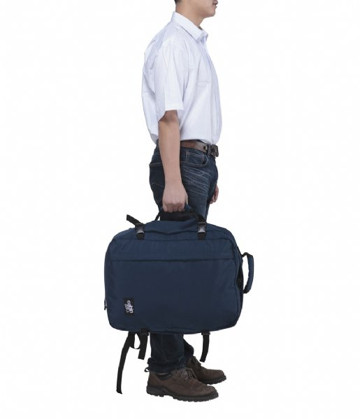CabinZero  Classic Cabin Backpack 44 L 17 Inch Navy