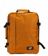 CabinZero Classic Cabin Backpack 44 L 17 Inch Orange Chill
