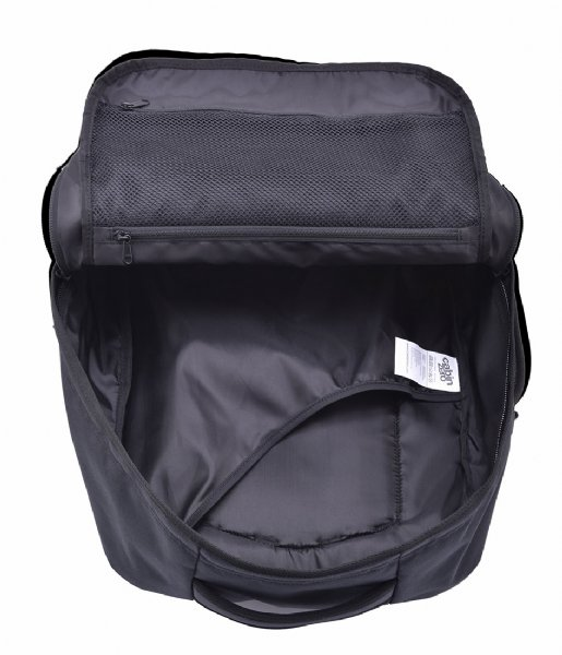 CabinZero  Military Cabin Backpack 44 L 15 Inch Absolute Black