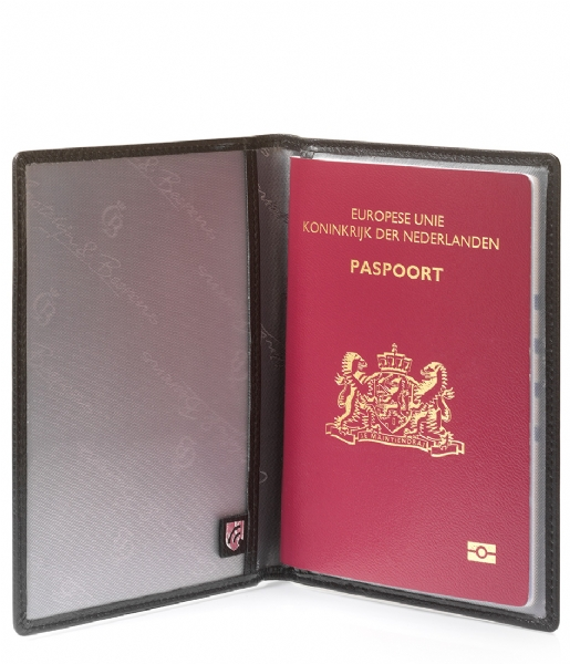 Castelijn & Beerens  Privacy Protected Passport Etui zwart
