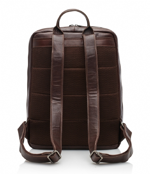 Castelijn & Beerens  Backpack 15.6 inch + tablet mocca