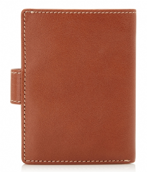 Castelijn & Beerens  Nova Mini Wallet light brown