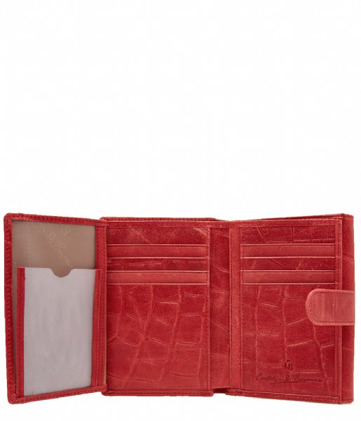 Castelijn & Beerens  Ladies Wallet red