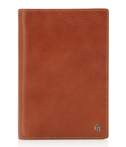 Castelijn & Beerens Bifold wallet Nova Wallet light brown