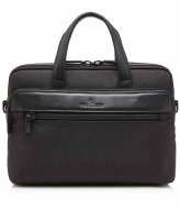 Castelijn & Beerens Quebec Laptop Bag 15.6 Inch black