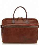Castelijn & Beerens Sam Laptopbag 15.6 Inch light brown