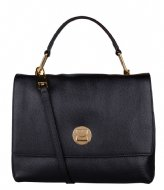 Coccinelle Liya Handbag Grainy Leather noir noir
