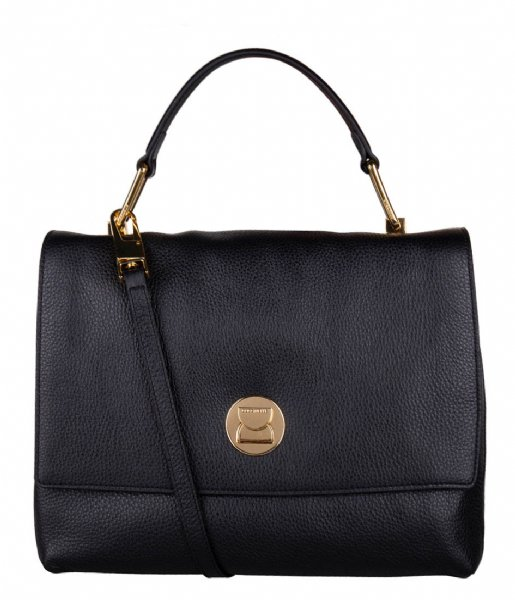 Coccinelle Handbag Liya Handbag Grainy Leather noir noir