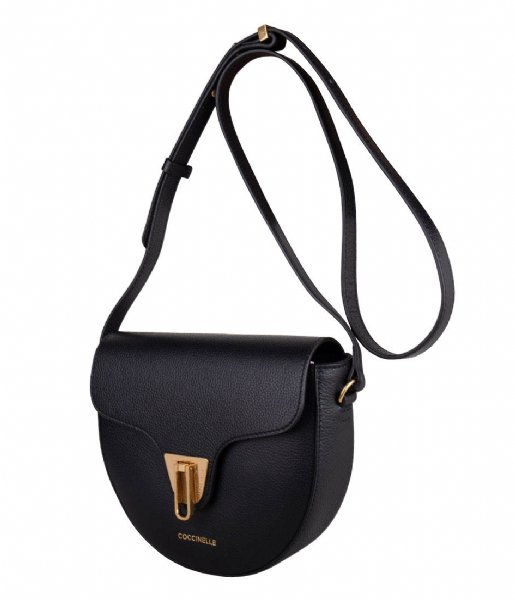 Coccinelle  Beat Soft Handbag Bottalatino Leather noir