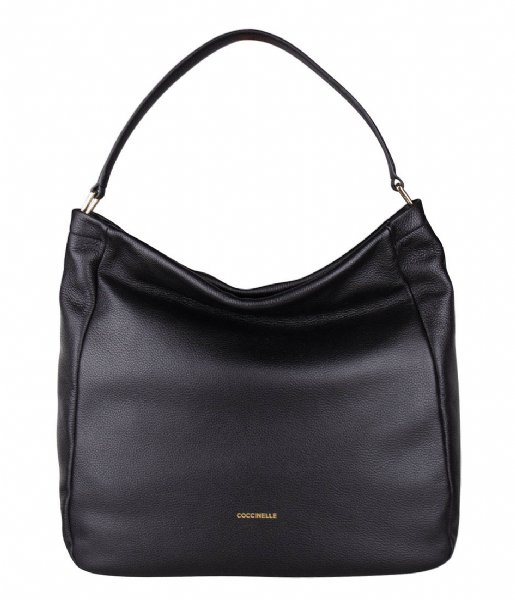 Coccinelle  Rendez Vous Handbag Bottalatino Leather noir