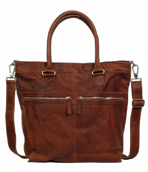 Cowboysbag Handbag Bag Huntly cognac