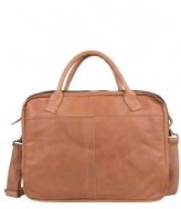 Cowboysbag Laptop Bag Sterling 15.6 inch camel