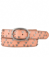 Cowboysbelt Kids Kids Belt 308078 peach