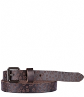 Cowboysbelt Kids Kids Belt 208020 brown