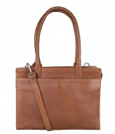 Cowboysbag Laptop Bag Jade 13 inch X Bobbie Bodt Tan (381)