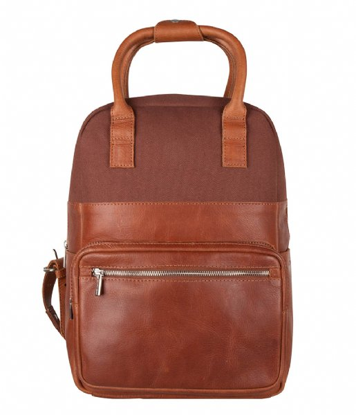 Cowboysbag  Backpack Rocket 13 Inch cognac (300)