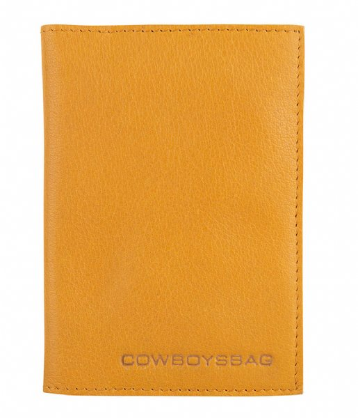 Cowboysbag  Passport Holder Tusca amber (465)
