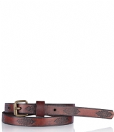 Cowboysbelt Kids Kids Belt 158006 brown