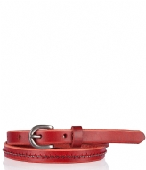 Cowboysbelt Kids Kids Belt 158008 red