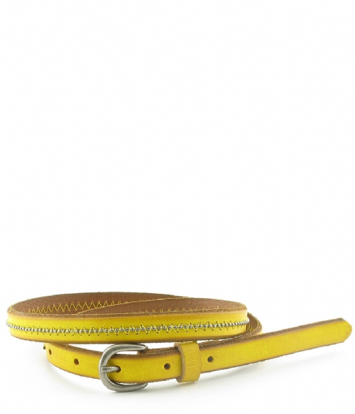 Cowboysbelt Kids  Kids Belt 158008 yellow