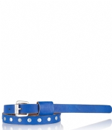 Cowboysbelt Kids Kids Belt 158009 blue