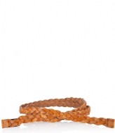 Cowboysbelt Kids Kids Belt 208016 juicy tan