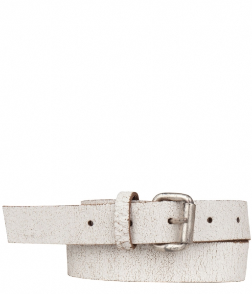 Cowboysbelt Kids  Kids Belt 258001 white