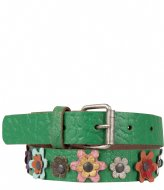 Cowboysbelt Kids Kids Belt 258004 green