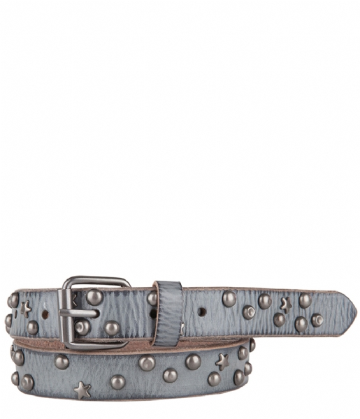 Cowboysbelt Kids  Kids Belt 258021 grey